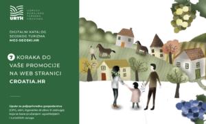 Seoski turizam i kako ga zajednički promovirati putem Digitalnog kataloga seoskog turizma Republike Hrvatske?
